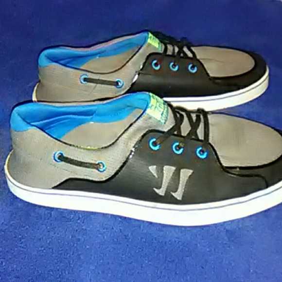 2e3d366f075 Warrior Men s Coxswain Limited Boat Shoes Size 12